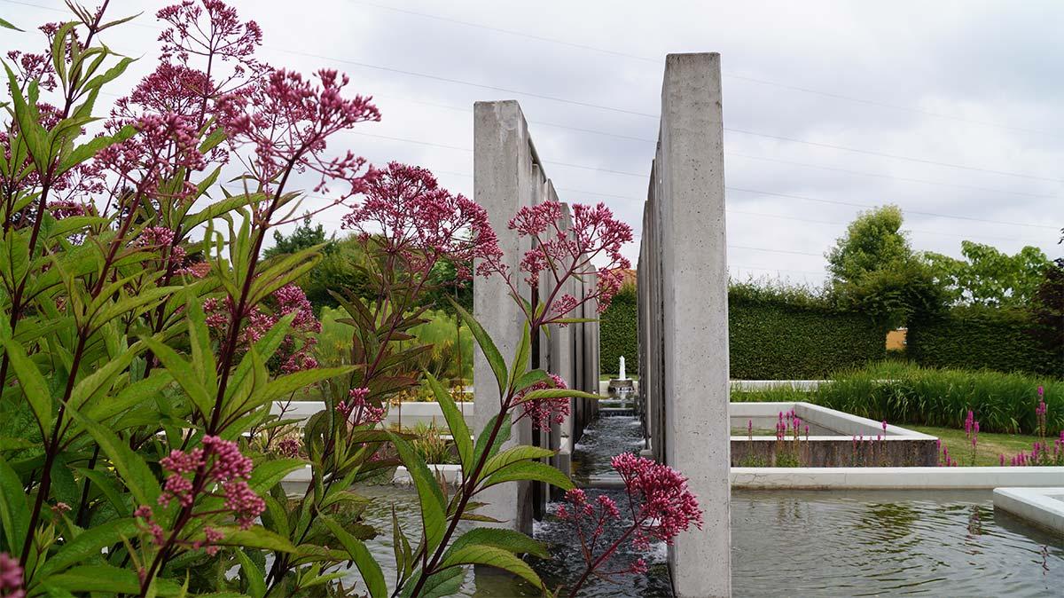 Natur umgebung - Garten der sinne merzig ...